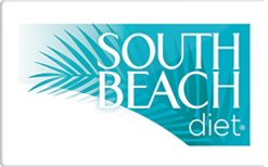 Sell South Beach Diet Gift Card