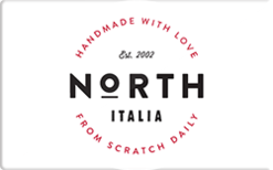 Buy North Italia Gift Card