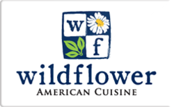 Sell Wildflower American Cuisine Gift Card