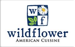 Buy Wildflower American Cuisine Gift Card