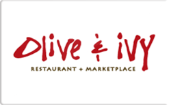 Sell Olive & Ivy Restaurant Gift Card