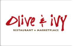 Buy Olive & Ivy Restaurant Gift Card