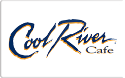 Sell Cool River Cafe Gift Card