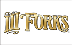 Buy III Forks Gift Card