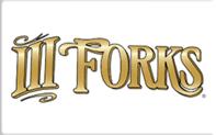 Buy III Forks Gift Card