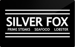 Sell Silver Fox Cafe Gift Card