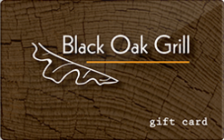 Buy Black Oak Grill Gift Card