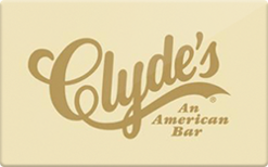 Buy Clyde's Gift Card