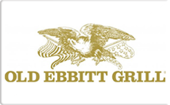 Sell Old Ebbitt Grill Gift Card