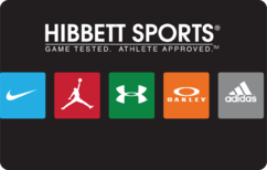 Sell Hibbett Sports Gift Card