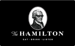 Buy The Hamilton Gift Card