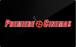 Buy Premiere Cinemas Gift Card