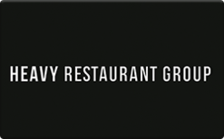 Buy Heavy Restaurant Group Gift Card