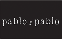 Sell Pablo y Pablo Gift Card