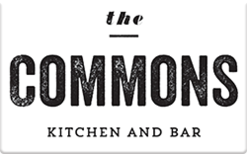 Buy The Commons Gift Card