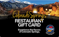 Buy Colorado Springs Restaurant Gift Card