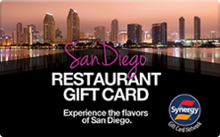Sell San Diego Restaurant Gift Card