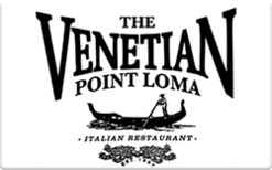 Sell The Venetian Point Loma Gift Card