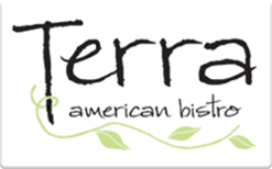 Sell Terra American Bistro Gift Card