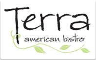 Buy Terra American Bistro Gift Card