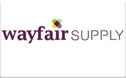 Wayfair Supply Gift Card - Check Your Balance Online | Raise.com