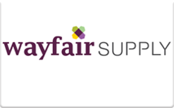 Sell Wayfair Supply Gift Card