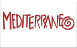 Sell Mediterraneo Gift Card
