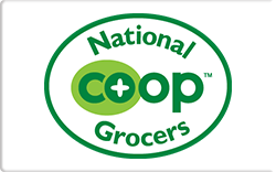 National co op grocers gift card taxon