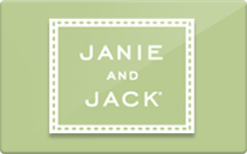 Sell Janie and Jack Gift Card