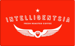 Sell Intelligentsia Coffee Gift Card