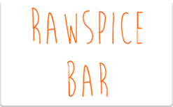 Sell Rawspice Bar Gift Card