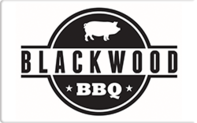 Buy Blackwood BBQ Gift Card