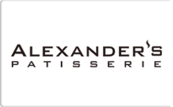 Sell Alexander's Patisserie Gift Card
