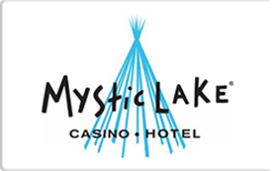 Sell Mystic Lake Gift Card
