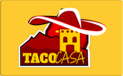 Sell Taco Casa (Cincinnati Only) Gift Card