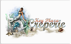 Sell Key Plaza Creperie Gift Card