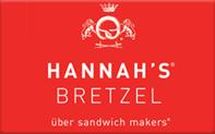 Buy Hannah's Bretzel Gift Card