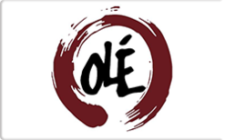 Sell Olé Restaurant Group Gift Card