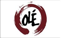 Buy Olé Restaurant Group Gift Card