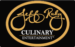 Sell Jeff Ruby Culinary Entertainment Gift Card
