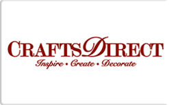 Sell Crafts Direct Gift Card