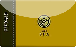 Sell Life Spa Gift Card