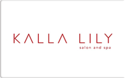 Sell Kalla Lily Salon and Spa Gift Card