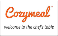 Buy Cozymeal Gift Card