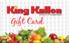 Buy King Kullen Gift Card