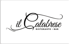 Buy Il Calabrese Gift Card