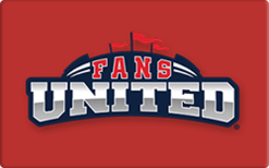 Sell Fans United Gift Card