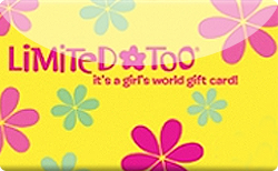 Sell Limited Too (Justice) Gift Card