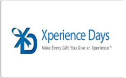 Sell Xperience Days  Gift Card