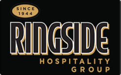 Sell RingSide Hospitality Group Gift Card